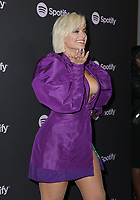 07 February 2019 - Westwood, California - Bebe Rexha. Spotify &quot;Best New Artist 2019&quot; Event held at Hammer Museum. <br /> CAP/ADM/PMA<br /> &copy;PMA/ADM/Capital Pictures