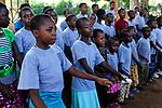 TANZANIA Musoma, JIPE MOYO a shelter of the catholic church for girls which escaped from their village to prevent FGM female genital mutilation / TANSANIA Region Mara, Musoma, Projekte der Dioezese Musoma, JIPE MOYO, Zufluchtsort fuer Maedchen denen in ihrem Dorf Genitalverstuemmelung droht