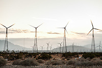 San Gorgonio Pass Wind Farm, Palm Springs, California, 2010. Images are available for editorial licensing, either directly or through Gallery Stock. Some images are available for commercial licensing. Please contact lisa@lisacorsonphotography.com for more information.
