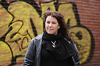 Nov  2012 file photo  - Montreal, Quebec, CANADA -Yzabel Beaubien, auteur  Quand le Show devient Business, un manuel pratique à l'usage des artistes et des travailleurs culturels.