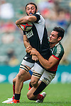 Uruguay vs Mexico during their HSBC Sevens Wold Series Qualifier match match as part of the Cathay Pacific / HSBC Hong Kong Sevens at the Hong Kong Stadium on 27 March 2015 in Hong Kong, China. Photo by Xaume Olleros / Power Sport Images