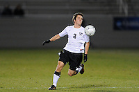 Colby Hahn (2) of the Princeton Tigers. UMBC Retrievers defeated Princeton Tigers 2-1 during the first round of the 2010 NCAA Division 1 Men's Soccer Championship at Roberts Stadium in Princeton, NJ, on November 18, 2010.