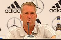 29.05.2018: Pressekonferenz der Nationalmannschaft