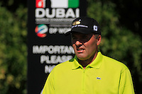 Thomas Levet (FRA) on the third day of the DUBAI WORLD CHAMPIONSHIP presented by DP World, Jumeirah Golf Estates, Dubai, United Arab Emirates.Picture Fran Caffrey www.golffile.ie