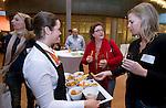 UTRECHT -Frituur. hapjes  Hockeycongres bij de Rabobank in Utrecht. FOTO KOEN SUYK