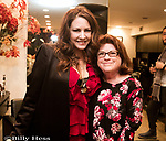 Joely Fisher book signing at Mark De Alwis Salon NYC