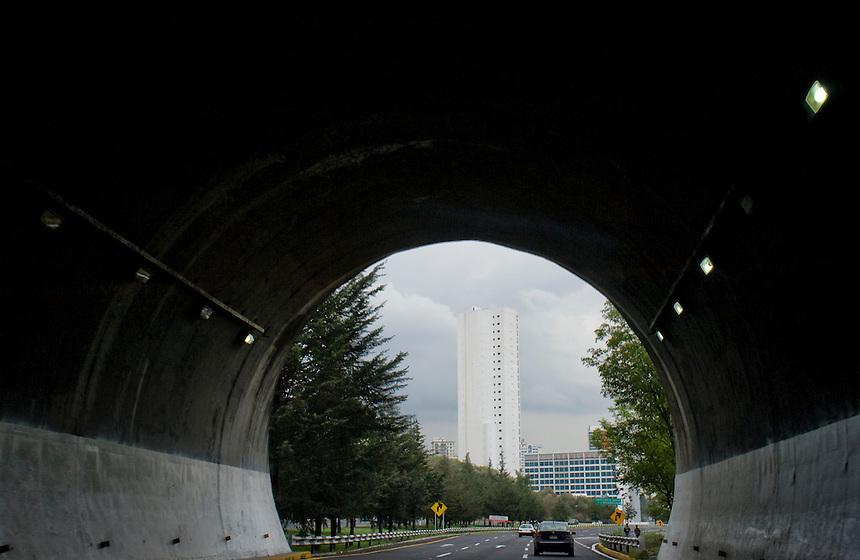Santa Fe, Mexico City.