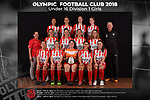 Olympic FC Under 16 Division 1 Girls 2018