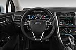 2014 Ford Fusion Energi Titanium Sedan