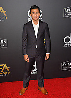 LOS ANGELES, CA. November 04, 2018: Ronny Chieng at the 22nd Annual Hollywood Film Awards at the Beverly Hilton Hotel.<br /> Picture: Paul Smith/FeatureflashLOS ANGELES, CA. November 04, 2018: Wendy Starland at the 22nd Annual Hollywood Film Awards at the Beverly Hilton Hotel.<br /> Picture: Paul Smith/FeatureflashLOS ANGELES, CA. November 04, 2018: Ronny Chieng at the 22nd Annual Hollywood Film Awards at the Beverly Hilton Hotel.<br /> Picture: Paul Smith/Featureflash
