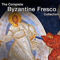 1. Pictures of Byzantine Eastern Roman Frescoes
