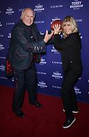 "01 August 2019 - Las Vegas, NV - Terry Bradshaw, Anita Mann. Terry Bradshaw Debuts ""The Terry Bradshaw Show at Luxor Hotel and Casino. Photo Credit: MJT/AdMedia"