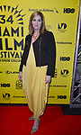 MIAMI BEACH, FL - MARCH 09: Screenwirter Laura Keys attends the Miami Dade College's: Miami Film Festival for 'Monday Nights At Seven' at O Cinema Miami Beach on March 9, 2017 in Miami, Florida.  ( Photo by Johnny Louis / jlnphotography.com )
