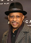 Ruben Santiago-Hudson attends the Broadway Opening Night of 'AMERICAN SON' at the Booth Theatre on November 4, 2018 in New York City.