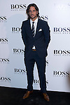 31.05.2012. Celebrities attend opening ceremony of the new BOSS Store Madrid Jorge Juan on the terrace of the Palacio de Cibeles. In the image Feliciano Lopez (Alterphotos/Marta Gonzalez)