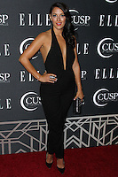 HOLLYWOOD, LOS ANGELES, CA, USA - APRIL 22: Angelique Cabral at the 5th Annual ELLE Women In Music Concert Celebration presented by CUSP by Neiman Marcus held at Avalon on April 22, 2014 in Hollywood, Los Angeles, California, United States. (Photo by Xavier Collin/Celebrity Monitor)