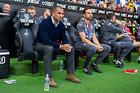 Sabri Lamouchi Manager of Nottingham Forest during the Sky Bet Championship match between Swansea City and Nottingham Forest at the Liberty Stadium in Swansea, Wales, UK. Saturday 14 September 2019