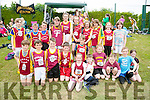 Duagh Lyre Team  at the An Riocht  Community Games in Castleisland on Saturday