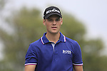 Martin Kaymer after teeing off on the 11th tee during Day 2 Friday of the Abu Dhabi HSBC Golf Championship, 21st January 2011..(Picture Eoin Clarke/www.golffile.ie)