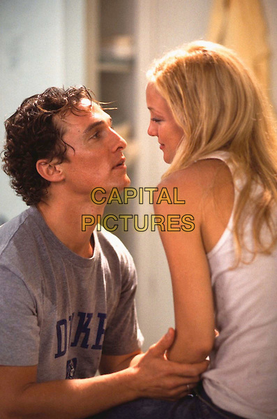 MATTHEW McCONAUGHEY & KATE HUDSON.in How To Lose A Guy in 10 Days.Filmstill - Editorial Use Only.Ref: FB.sales@capitalpictures.com.www.capitalpictures.com.Supplied by Capital Pictures.