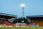 28.3.2018: St Johnstone v Hamilton:<br /> Minutes applause before the match