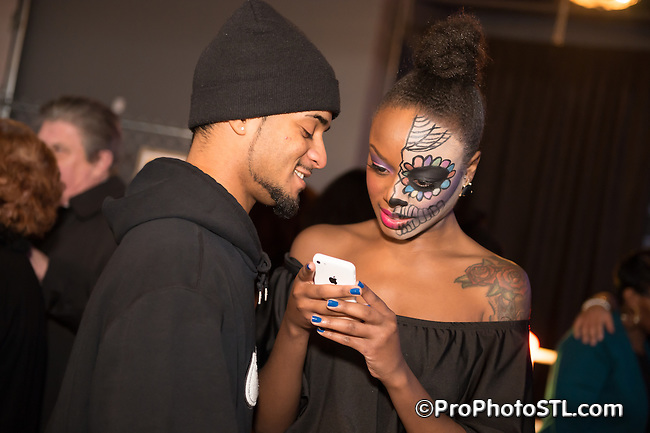 RAW Natural Born Artists showcase at The Ready Room in St. Louis, MO on Jan 15, 2015.