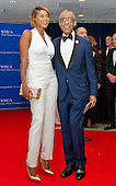 Aisha McShaw and Al Sharpton arrives for the 2016 White House Correspondents Association Annual Dinner at the Washington Hilton Hotel on Saturday, April 30, 2016.<br /> Credit: Ron Sachs / CNP<br /> (RESTRICTION: NO New York or New Jersey Newspapers or newspapers within a 75 mile radius of New York City)