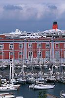 Italy ,Campania ,Naples,Napoli,Marina