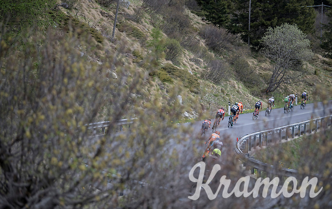 Stage 17: Tirano &rsaquo; Canaze (219km)<br /> 100th Giro d'Italia 2017