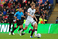 George Byers of Swansea City in action during the Sky Bet Championship match between Swansea City and Reading at the Liberty Stadium, Swansea, Wales, UK. Saturday 28 September 2019
