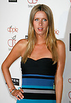 WESTWOOD, CA. - August 14: Socialite/designer Nicky Hilton  arrives at the Apple Lounge Grand Opening on August 14, 2008 in West Hollywood, California.