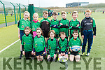 Community Games Tag Rugby at the IT Tralee on Sunday. Pictured Spa Fenit