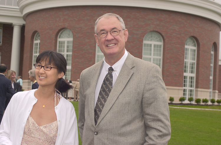 16471Bicentennial Park Dedication with Maya Lin / Portrait of her with Park