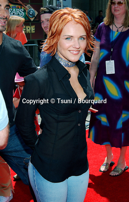 "Krystal arriving at the premiere of "" Country Bears "" at El Captain Theatre in Los Angeles. July 21, 2002.           -            Krystal03.jpg"