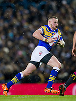Picture by Allan McKenzie/SWpix.com - 08/02/2018 - Rugby League - Betfred Super League - Leeds Rhinos v Hull KR - Elland Road, Leeds, England - Brad SIngleton.