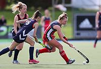 St Margarets v Christchurch Girls High. Federation Cup Hockey semi-final, Lloyd Elsmore Park, Auckland, New Zealand, Friday 6 September 2019. Photo: Simon Watts/www.bwmedia.co.nz/HockeyNZ