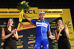 Julian Alaphilippe (FRA) Quick-Step Floors wins Stage 10 of the 2018 Tour de France running 158.5km from Annecy to Le Grand-Bornand, France. 17th July 2018. <br /> Picture: ASO/Alex Broadway | Cyclefile<br /> All photos usage must carry mandatory copyright credit (&copy; Cyclefile | ASO/Alex Broadway)