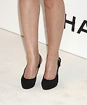 Leighton Meester 's shoes at Chanel's Launch of Highly Anticipated New Concept Boutique on Robertson Boulevard on May 29, 2008 in Los Angeles, California.