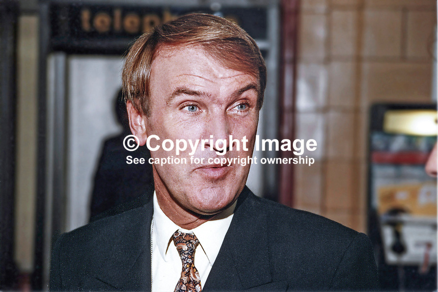 Andrew Mackay, MP, Conservative Party, UK, 19971047AM.<br />