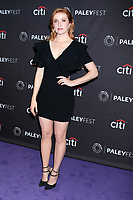 """LOS ANGELES - SEP 7:  Kennedy McMann at the PaleyFest Fall TV Preview - """"Nancy Drew"""" at the Paley Center for Media on September 7, 2019 in Beverly Hills, CA"""