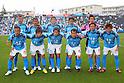 Yokohama FC Team Group Line-up (Yokohama FC), April 23rd, 2011 - Football : 2011 J.LEAGUE Division 2, 8th Sec match between Yokohama FC 1-3 Sagan Tosu at NHK Spring Mitsuzawa Football Stadium, Kanagawa, Japan. (Photo by Daiju Kitamura/AFLO SPORT) [1045].