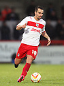 Filipe Morais of Stevenage. Stevenage v Coventry City - npower League 1 - Lamex Stadium, Stevenage - 26th December, 2012. © Kevin Coleman 2012......