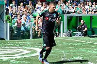 GRONINGEN - Voetbal, Open dag FC Groningen ,  seizoen 2017-2018, 06-08-2017,  FC Groningen speler Ajdin Hrustic