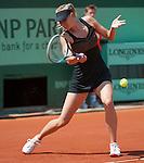 Maria Sharapova (RUS) Beats Alexandra Cadantu (ROU) 6-0, 6-0