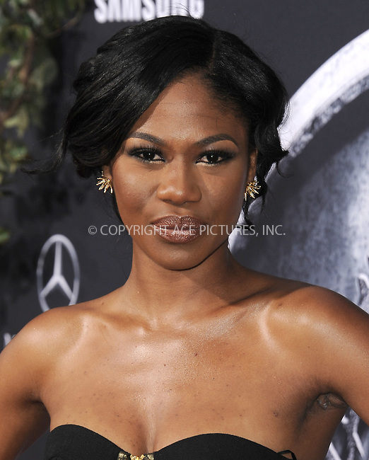 WWW.ACEPIXS.COM<br /> <br /> June 9 2015, LA<br /> <br /> Vanessa Chester arriving at the world premiere of 'Jurassic World' at the Dolby Theatre on June 9, 2015 in Hollywood, California. <br /> <br /> <br /> By Line: Peter West/ACE Pictures<br /> <br /> <br /> ACE Pictures, Inc.<br /> tel: 646 769 0430<br /> Email: info@acepixs.com<br /> www.acepixs.com