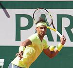 Rafael Nadal (ESP) defeated Juan Ignacio Londero (ARG) 6-2, 6-3, 6-3
