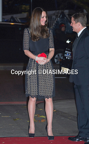 CATHERINE, DUCHESS OF CAMBRIDGE<br /> Patron of SportsAid attended the SportsBall, the charity's annual gala dinner, at Supernova in Embankment Gardens, London_28/11/2013<br /> Mandatory Credit Photo: &copy;Dias/DIASIMAGES<br /> <br /> **ALL FEES PAYABLE TO: &quot;NEWSPIX INTERNATIONAL&quot;**<br /> <br /> IMMEDIATE CONFIRMATION OF USAGE REQUIRED:<br /> Newspix International, 31 Chinnery Hill, Bishop's Stortford, ENGLAND CM23 3PS<br /> Tel:+441279 324672  ; Fax: +441279656877<br /> Mobile:  07775681153<br /> e-mail: info@newspixinternational.co.uk
