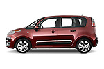 Driver side profile view of a 2012 Citroen C3 PICASSO Millenium 5 Door Mini Mpv 2WD