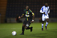 Olufela Olomola of Yeovil Town during Colchester United vs Yeovil Town, Sky Bet EFL League 2 Football at the JobServe Community Stadium on 2nd October 2018