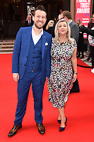 Chris and Rosie Ramsey<br /> arriving for the Prince's Trust Awards 2020 at the London Palladium.<br /> <br /> ©Ash Knotek  D3562 11/03/2020